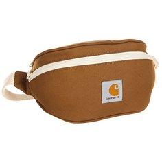Сумка поясная Carhartt Wip Watch Hip Bag Hamilton Brown