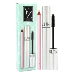 YLLOZURE Набор для макияжа глаз Тушь для ресниц + карандаш для глаз