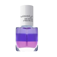 MISSLYN 3-х фазное масло для укрепления ногтей 10 мл