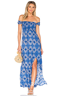 Макси платье momentum - Aila Blue