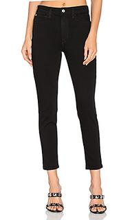Укороченные облегающие джинсы с высокой посадкой the charlie - Joes Jeans
