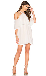 Off shoulder halter dress - krisa