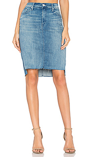 The peg step fray skirt - MOTHER