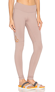 Star cut out legging - Track & Bliss