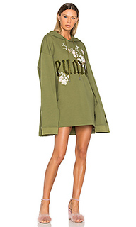 Graphic embroidered hoodie - Fenty by Puma