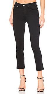 Укороченные джинсы-клёш с обрезанным низом harper - Hudson Jeans