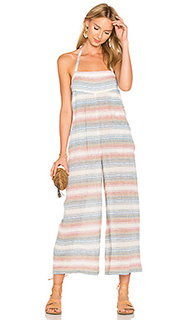 Scoop pocket jumpsuit - Mara Hoffman