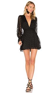 Платье с длинным рукавом modern love - For Love & Lemons