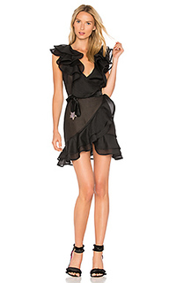Bowie star organza dress - For Love & Lemons
