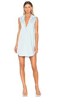 Poplin shirt dress - 525 america