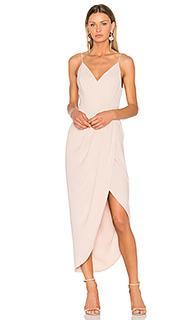 Коктейльное платье с драпировкой - Shona Joy