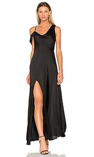 Вечернее платье с открытым плечом - JILL JILL STUART
