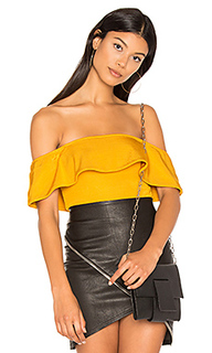 Off shoulder cheeky bodysuit - h:ours