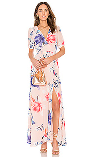 Макси платье jadore - Yumi Kim