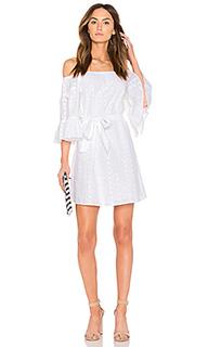 Крестьянское платье celia - Line & Dot