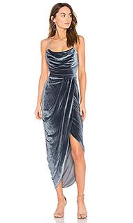 Платье со шнуровкой electra - Shona Joy