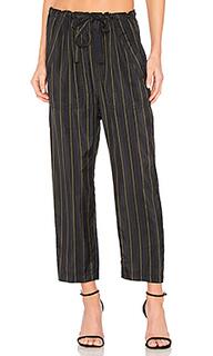Stripe paper pant - Vince