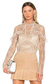 Блузка со шнуровкой elan - Acler