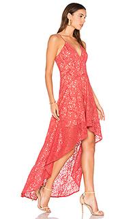 Ажурное макси платье rava - THE JETSET DIARIES