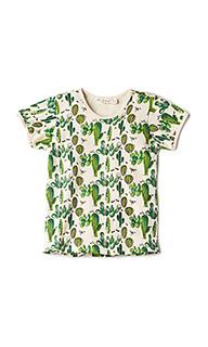 Вязаная рубашка lil cacti - For Love & Lemons
