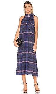 Платье с завязкой на шее solazure - APIECE APART