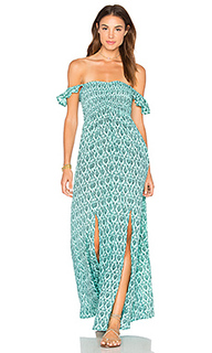 Hollie off the shoulder maxi - Tiare Hawaii