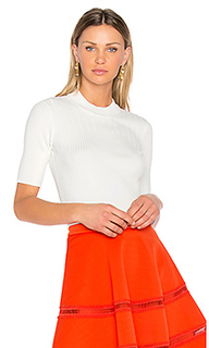Ribbed knit top - Carven
