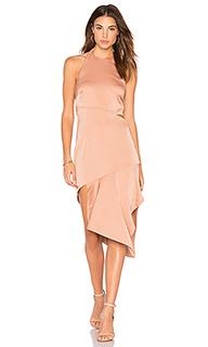 Платье миди rhea - STYLESTALKER