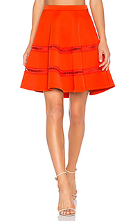 Flowy mini skirt - Carven