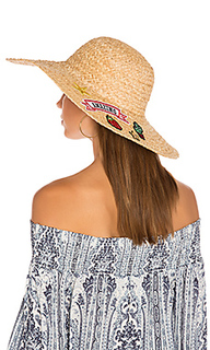 Patch sunhat - Hat Attack