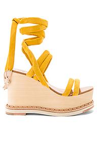 Обувь на танкетке lily - Flamingos Flamingos
