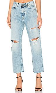 Рваные джинсы komo - Golden Goose