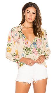 Богемная блузка delilah - AUGUSTE