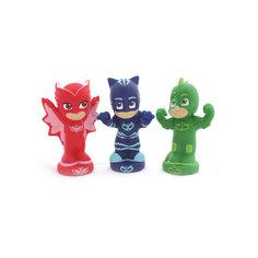 """Игровой набор для ванной """"Герои в масках"""", 3 фигурки, 13 см. Росмэн"""