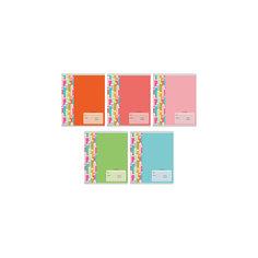 """Комплект тетрадей """"Цветные карандаши"""" (10 шт), 12 листов, Канц-Эксмо"""