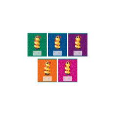 """Комплект тетрадей """"Мир знаний"""" (10 шт), 24 листа, Канц-Эксмо"""