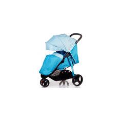 Прогулочная коляска Trinity, Baby Hit, голубой