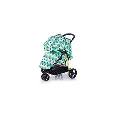 Прогулочная коляска Trinity Rhombus, Baby Hit, зеленый