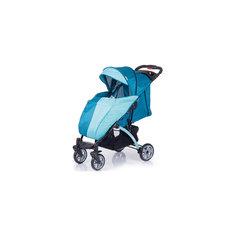 Прогулочная коляска Tetra, Baby Hit, бирюзовый