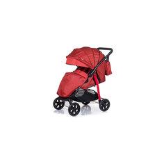 Прогулочная коляска Versa, Baby Hit, красный