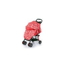 Прогулочная коляска Simpy, Baby Hit, красный