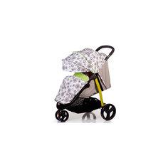 Прогулочная коляска Trinity Круги, Baby Hit, светло-зеленый