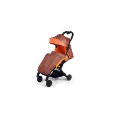 Прогулочная коляска Amber 2017, Baby Hit, оранжевый