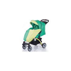 Прогулочная коляска Tetra, Baby Hit, зеленый