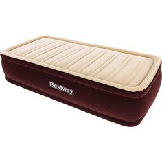 Матрас надувной CCT со встроенным электронасосом, 191х97х43 см, Bestway