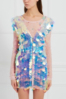 Платье с пайетками Esve
