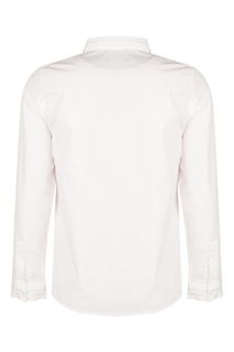 Хлопковая рубашка Dior Children