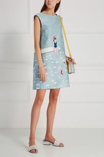 Хлопковое платье Isao Paul & Joe Sister