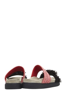 Кожаные сандалии Inuikii