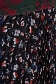 Платье с принтом Jason Wu